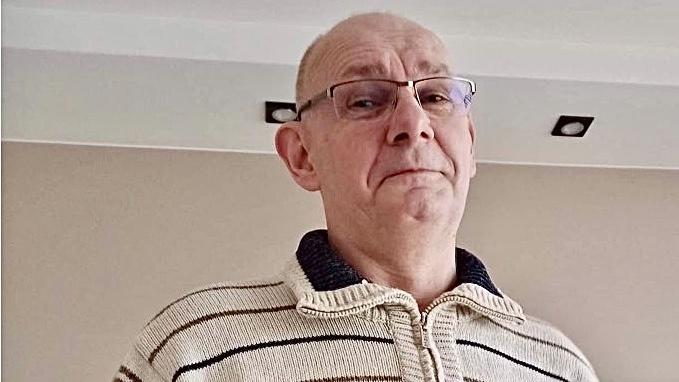 Poszukiwany zaginiony mężczyzna  - Zdjęcie główne
