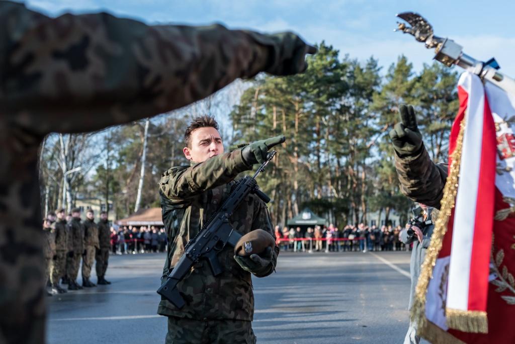 Żołnierzem WOT możesz zostać już na komisji wojskowej  - Zdjęcie główne