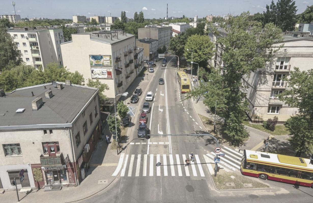 Rusza remont na ul. Kasprzaka. Zamknięcie ruchu i zmiany w MPK Łódź [11.10.2021]  - Zdjęcie główne