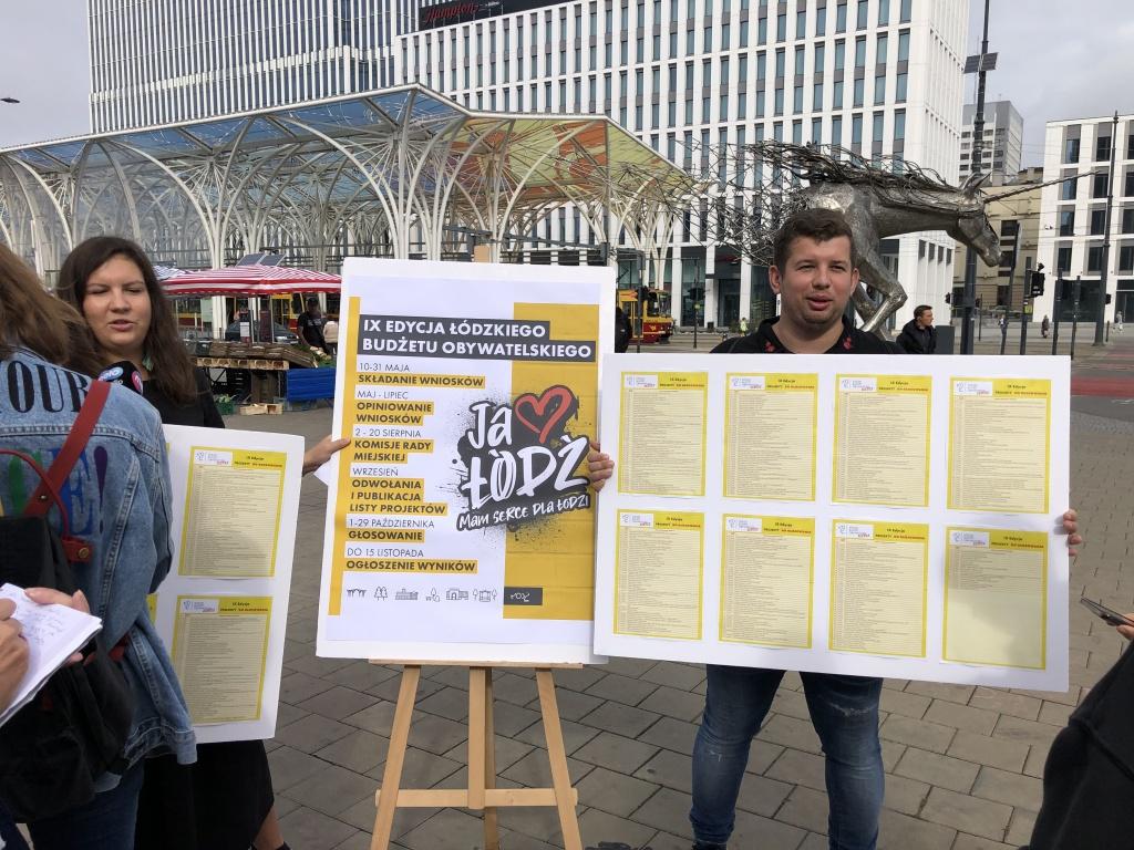 Budżet Obywatelski 2021 w Łodzi. Wiemy, kiedy startuje głosowanie - Zdjęcie główne