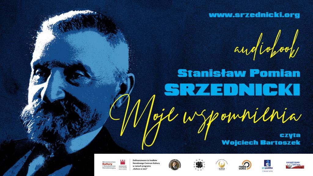 Niezwykła historia Stanisława Pomian-Srzednickiego. Teraz dostępna w formie audiobooka   - Zdjęcie główne
