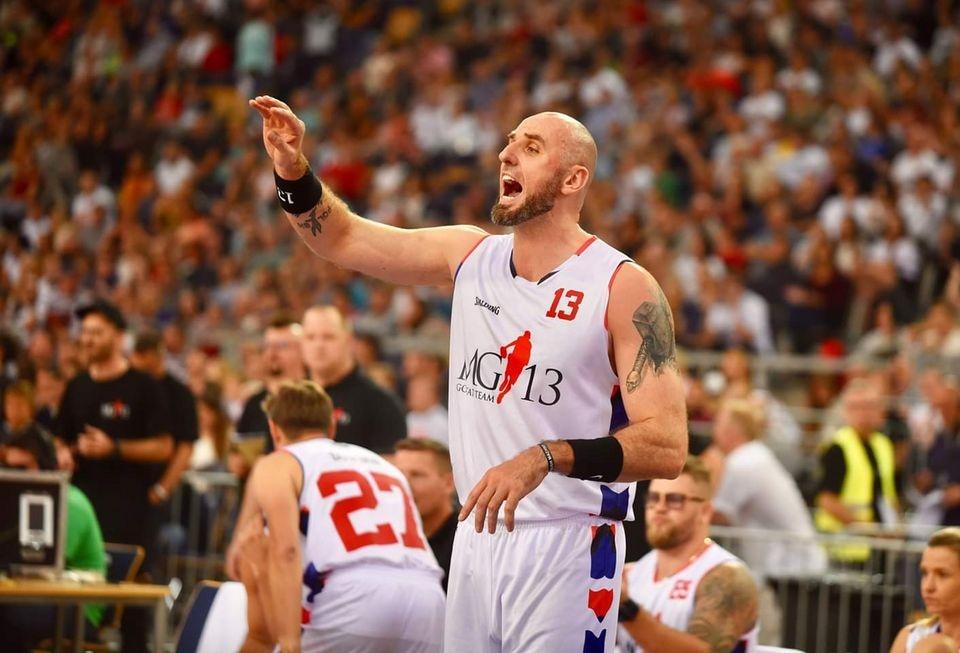MG13 zawita do Zatoki Sportu PŁ! Czas na Marcin Gortat Basketball Clinic - Zdjęcie główne