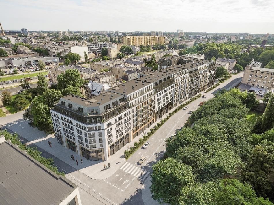 Mieszkania w Łodzi. Duda Development bezpiecznie powraca do normalności. Biuro sprzedaży otwarte - Zdjęcie główne