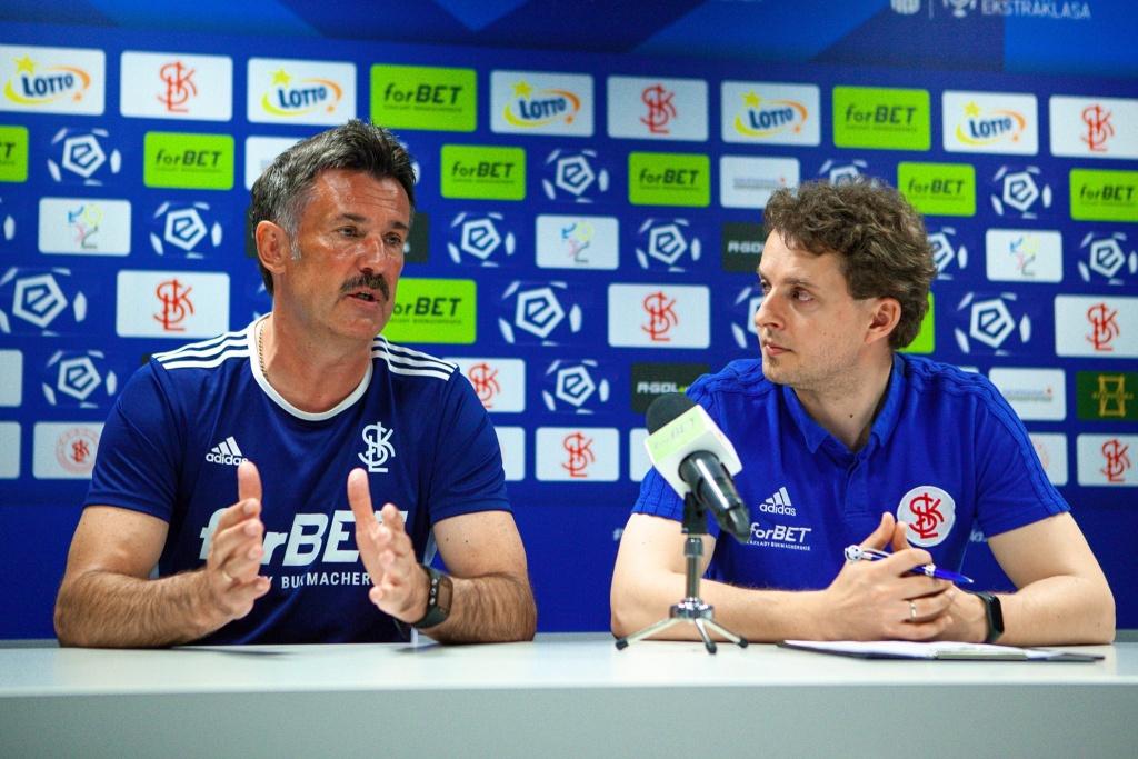 """Wojciech Stawowy: """"Będziemy dobrze przygotowani do następnego sezonu"""" - Zdjęcie główne"""