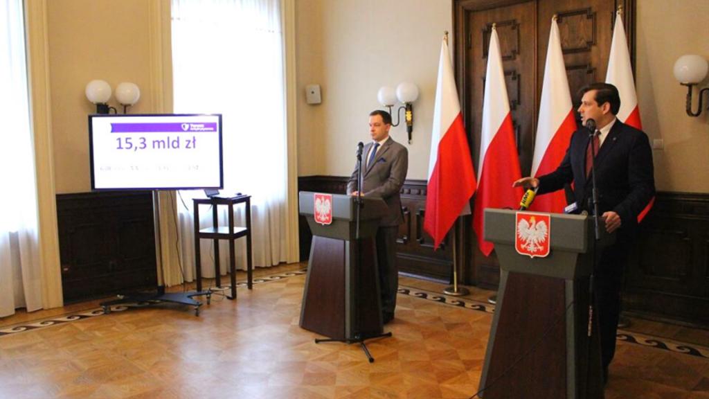 """Wojewoda Łódzki: """"Rząd wspiera przedsiębiorców z województwa łódzkiego"""" [WIDEO] - Zdjęcie główne"""