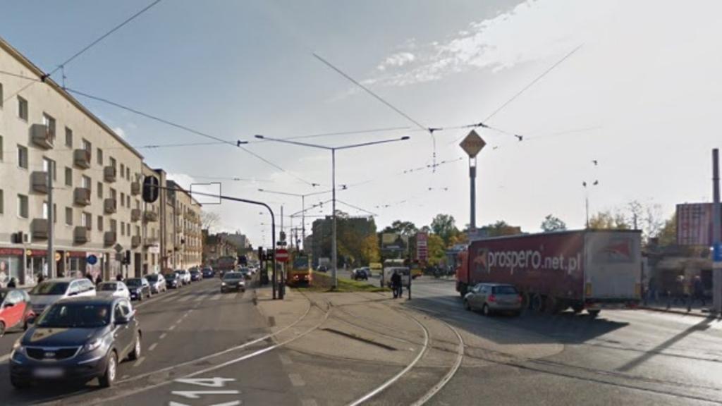 Niedługo rozpocznie się remont ważnego skrzyżowania w Łodzi. Potrwa kilka tygodni. Będą utrudnienia w ruchu - Zdjęcie główne