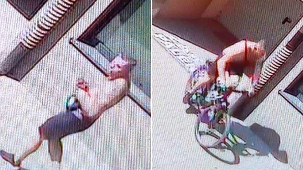 Ukradł rower ze szkoły na Górnej. Zobacz! Rozpoznajesz? Poszukuje go policja [ZDJĘCIA | RYSOPIS] - Zdjęcie główne