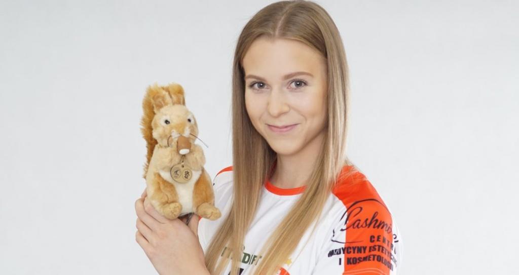 Joanna Pacak przedłużyła kontrakt z ŁKS-em Commercecon  - Zdjęcie główne