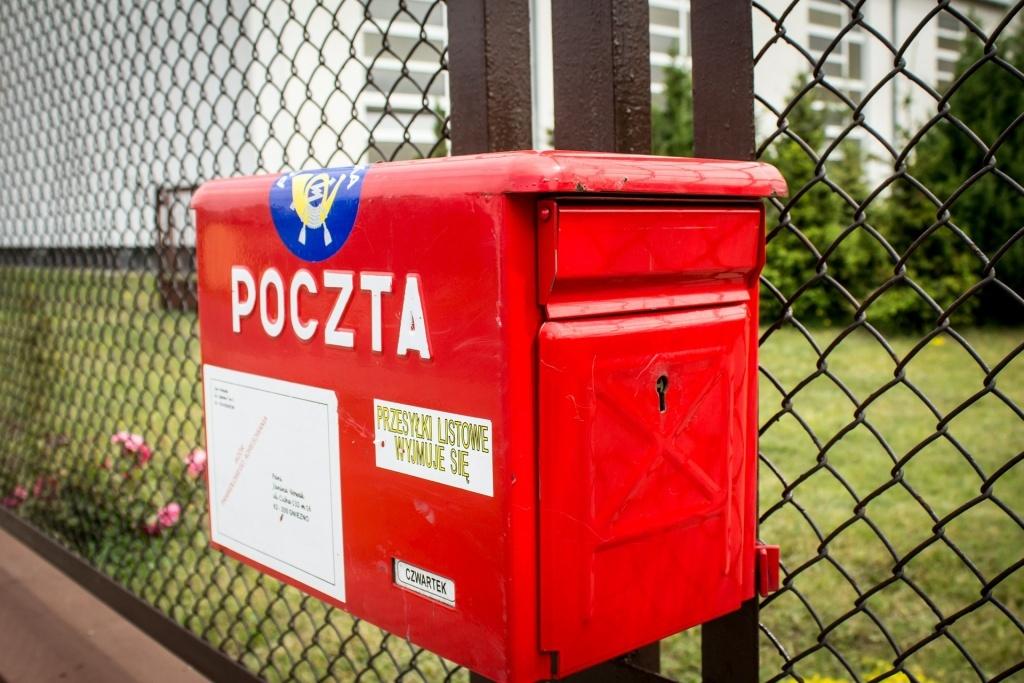 Listy polecone będą dostarczane do skrzynek. Nowe wytyczne Poczty Polskiej - Zdjęcie główne