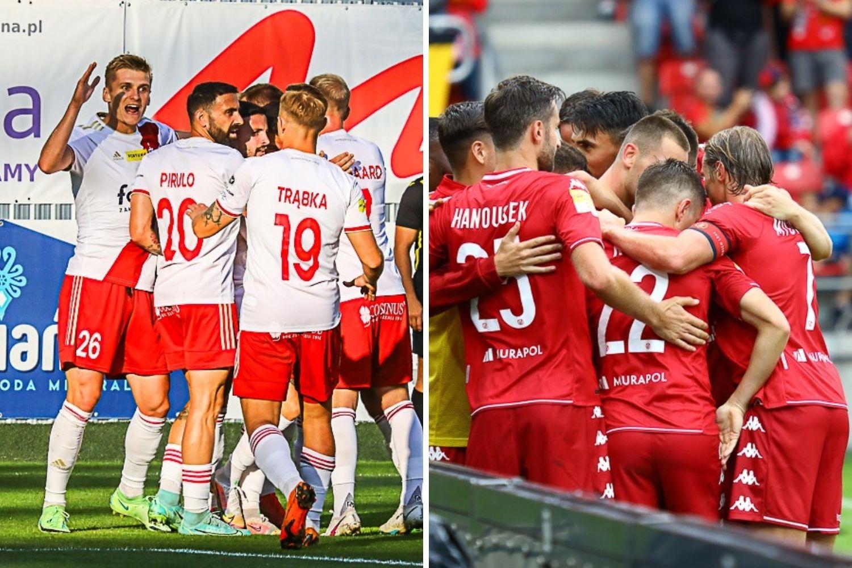 ŁKS Łódź wyraźnie ciągnie do ekstraklasy. Widzew faworytem w kolejnej rundzie Pucharu Polski - Zdjęcie główne
