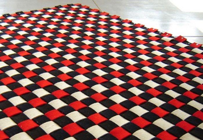 Zrób sobie dywan... - Zdjęcie główne