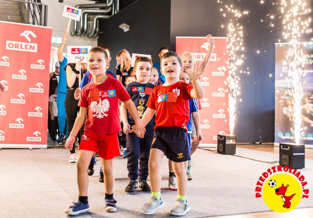 Niezapomniany weekend dla 700 Aktywnych Przedszkolaków. ORLEN PRZEDSZKOLIADA TOUR w Łodzi [ZDJĘCIA] - Zdjęcie główne
