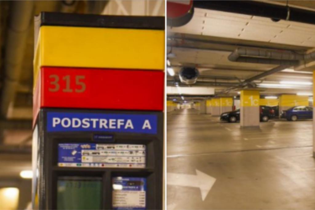 Pusty płatny parking dworca Łódź Fabryczna. Kierowcy są sprytniejsi niż się spodziewano - Zdjęcie główne