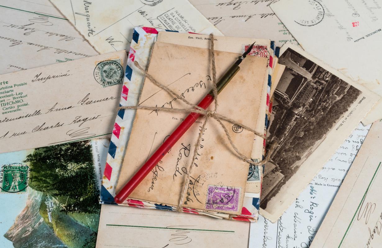 Dzień Pisania Listów. Do kogo napisaliście swój pierwszy list?  - Zdjęcie główne