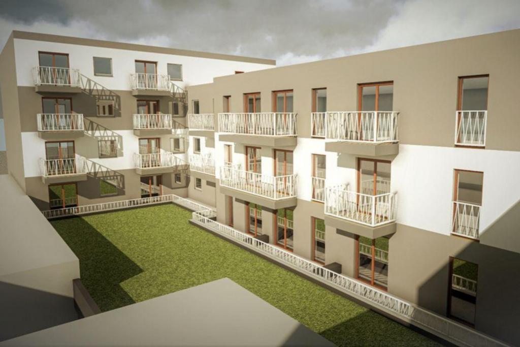 Powstanie ponad 30 nowych mieszkań – budynek stanie przy ulicy Nawrot 98 [WIZUALIZACJE] - Zdjęcie główne