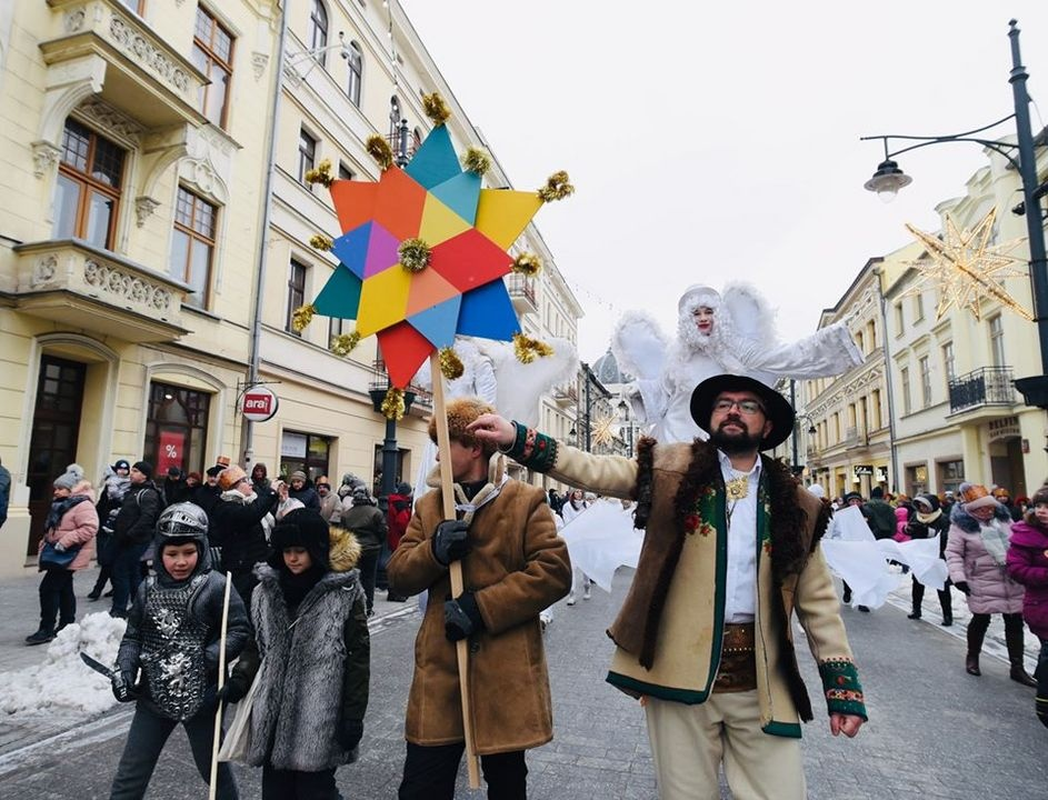 Wyjątkowy 6 stycznia w Łodzi. Orszak Trzech Króli i koncert Golec uOrkiestra! [WIDEO] - Zdjęcie główne