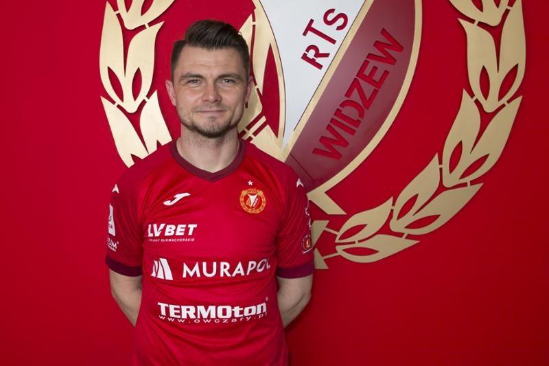 Hubert Wołąkiewicz piłkarzem Widzewa! - Zdjęcie główne