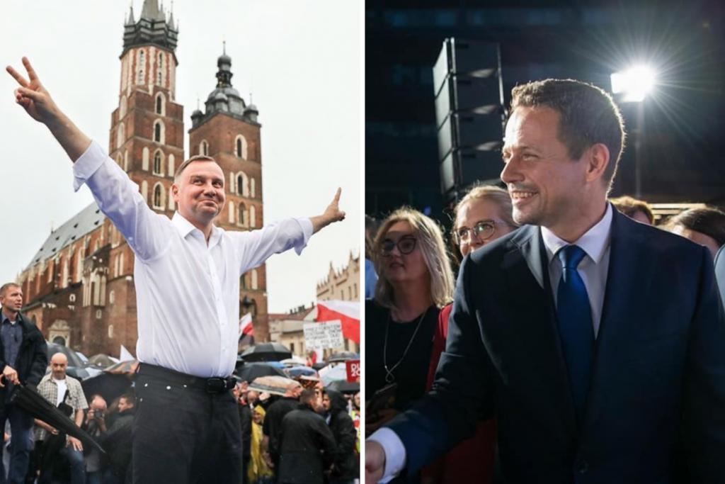 """Analitycy typują: """"W Łodzi wygra Trzaskowski. W Polsce wygra Duda"""" - Zdjęcie główne"""