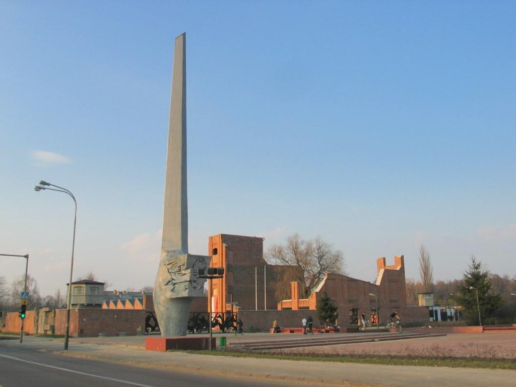 Rozkaz: spalić wszystkich! Dziś obchody 75. rocznicy masakry w więzieniu na Radogoszczu  - Zdjęcie główne