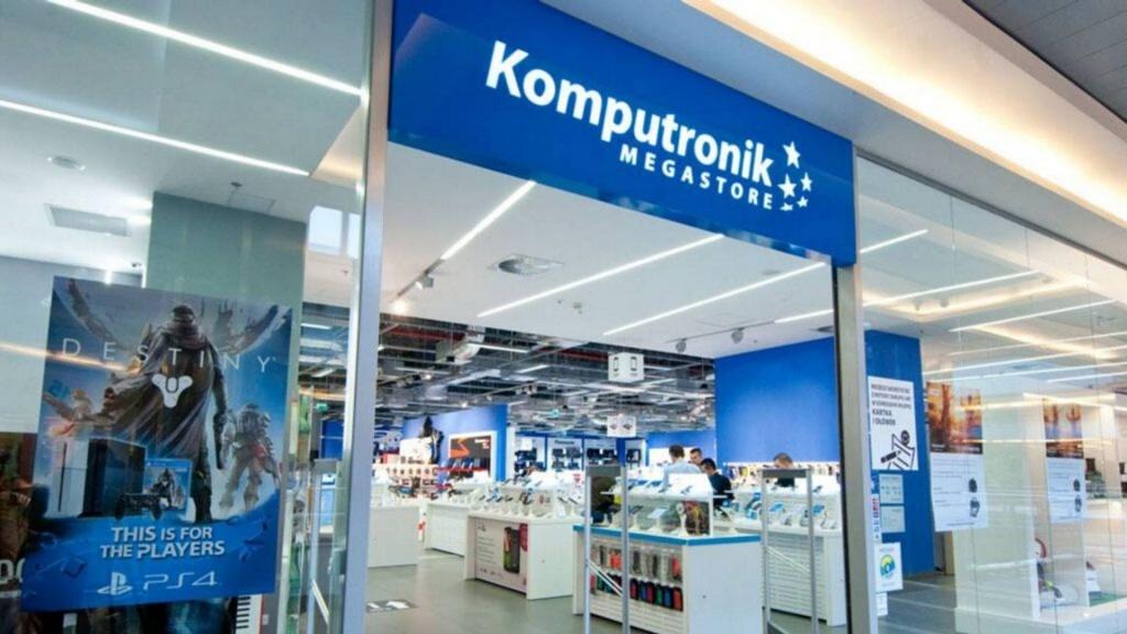 Komputronik zamyka wszystkie własne sklepy i rezygnuje z centrów handlowych - Zdjęcie główne