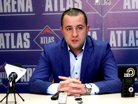 Marcin Chudzik członkiem zarządu Łódzkiego Związku Piłki Siatkowej - Zdjęcie główne