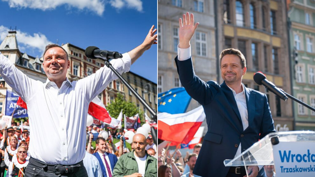 Za tydzień druga tura wyborów. Który z kandydatów jest bogatszy? Sprawdziliśmy - Zdjęcie główne