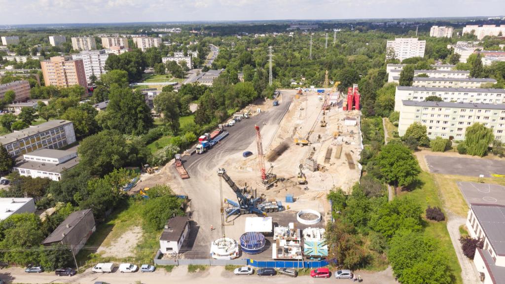 Startuje budowa łódzkiego metra! Pociągi pojadą 25 m pod ziemią, czyli tyle, ile liczy dziewięciopiętrowy wieżowiec - Zdjęcie główne