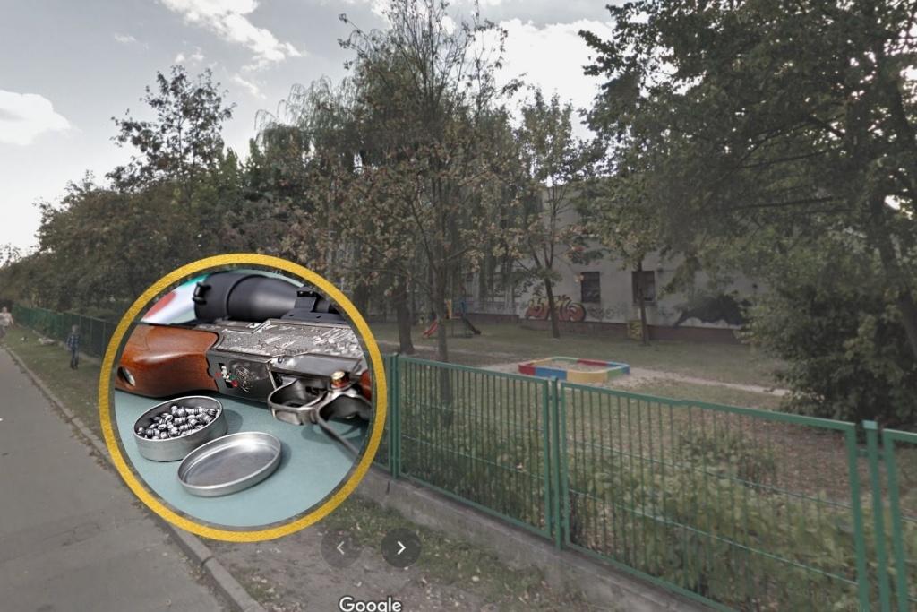 Polowanie na samochody w okolicy przedszkola w Łodzi? Sprawę bada policja - Zdjęcie główne