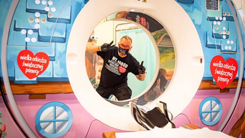 Najnowocześniejszy tomograf i rentgen pomoże dzieciom. Sprzęt od WOŚP w Centrum Zdrowia Matki Polki [ZDJĘCIA] - Zdjęcie główne
