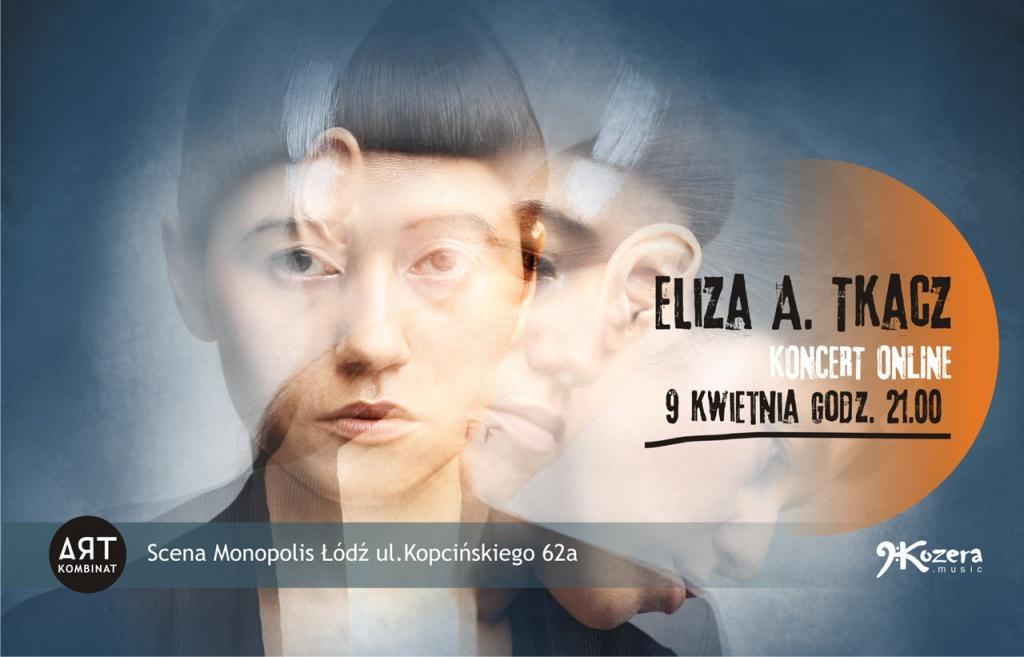Rusza STUDIO LIVE Artkombinat. Na początek koncert Elizy A.Tkacz - Zdjęcie główne