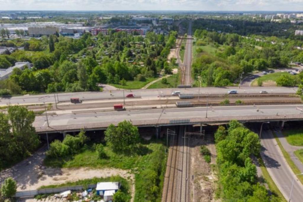 Problem z wiaduktami na Przybyszewskiego. ZIM unieważnił ważny przetarg - Zdjęcie główne