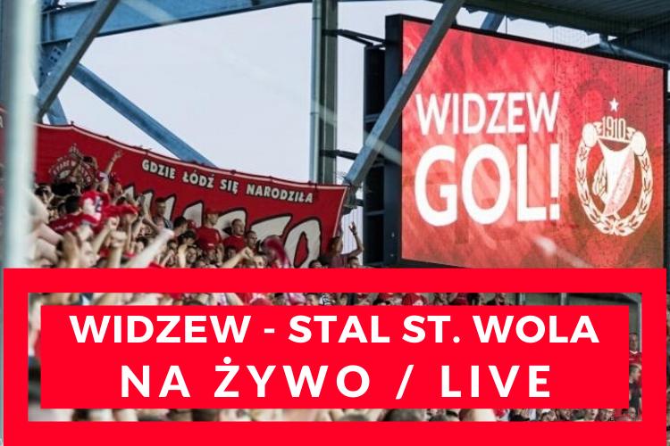 Widzew - Stal (NA ŻYWO/LIVE 15.07.20) - Zdjęcie główne