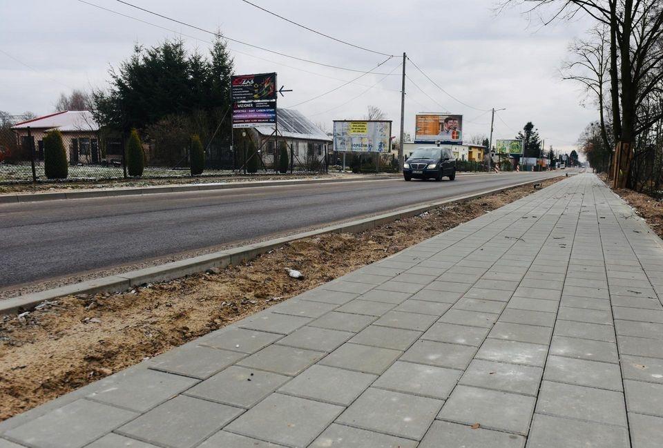 Część ulicy Rokicińskiej zostanie zamknięta na jeden dzień. Będzie układany asfalt - Zdjęcie główne