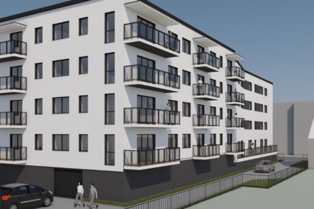 Nowe mieszkania komunalne na Widzewie. Pierwsi lokatorzy wprowadzą się w 2023 roku - Zdjęcie główne