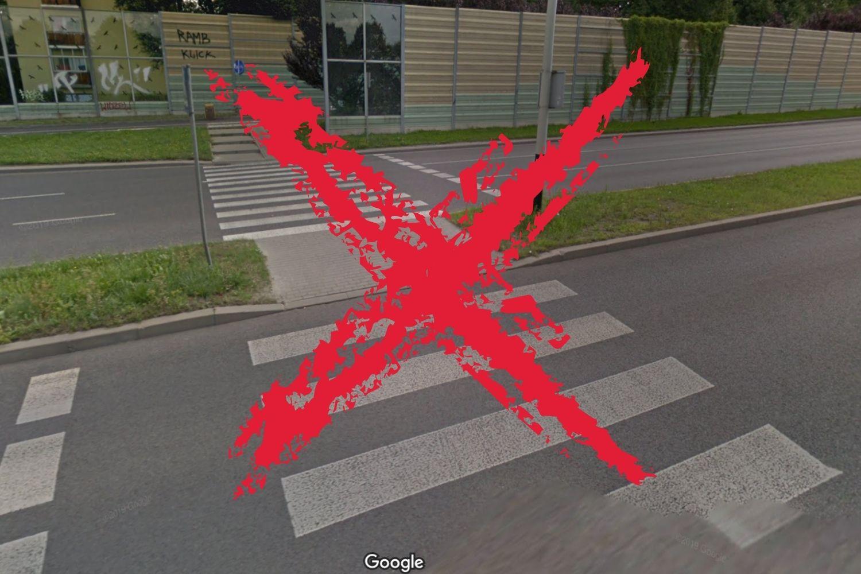 """Trzy przejścia dla pieszych w Łodzi do likwidacji? """"Chodzi o bezpieczeństwo przechodniów"""" [zdjęcia] - Zdjęcie główne"""
