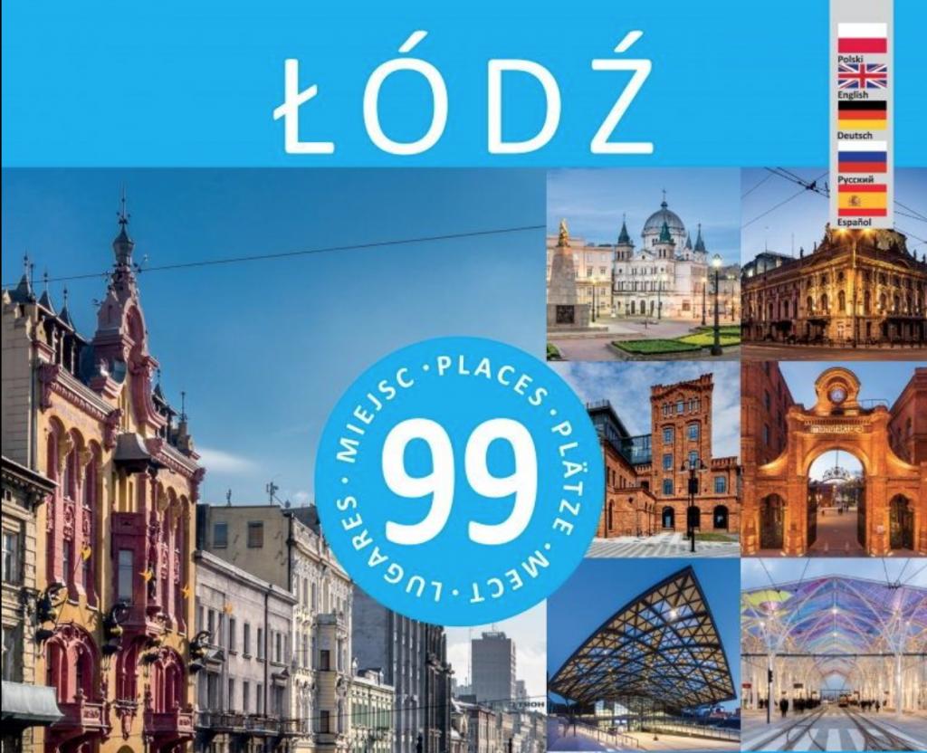 """KONKURS! Wygraj album """"Łódź - 99 miejsc"""" - Zdjęcie główne"""