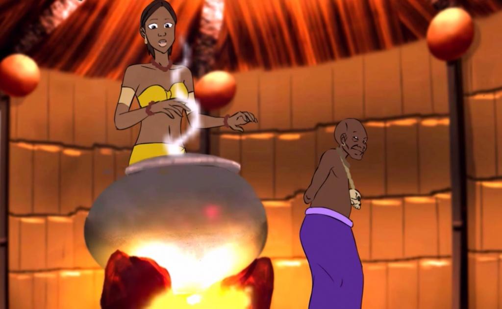 AfryKamera w kinie BODO - Zdjęcie główne