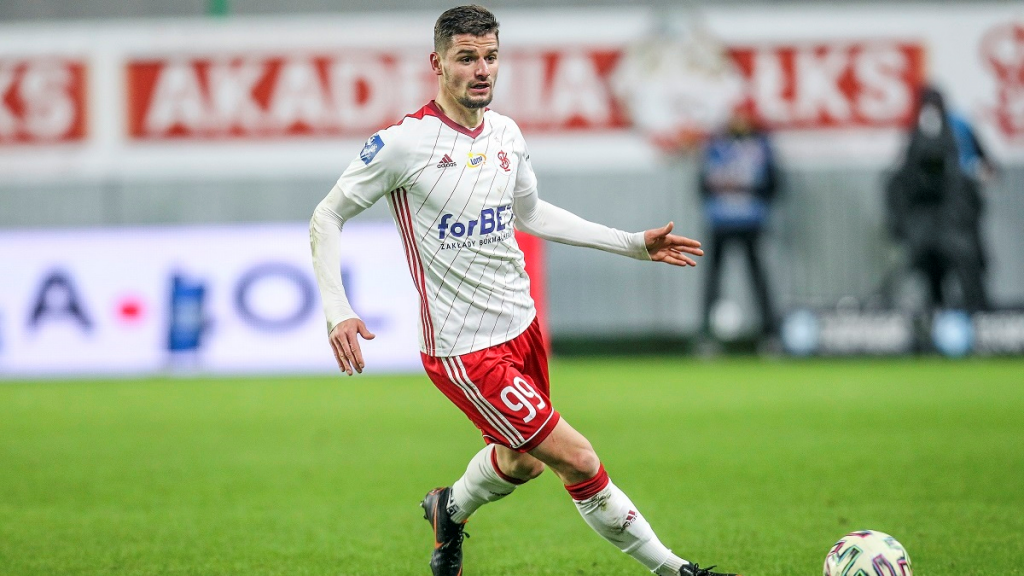 Kolejny zawodnik ŁKS-u będzie kontynuować karierę w ekstraklasie - Zdjęcie główne