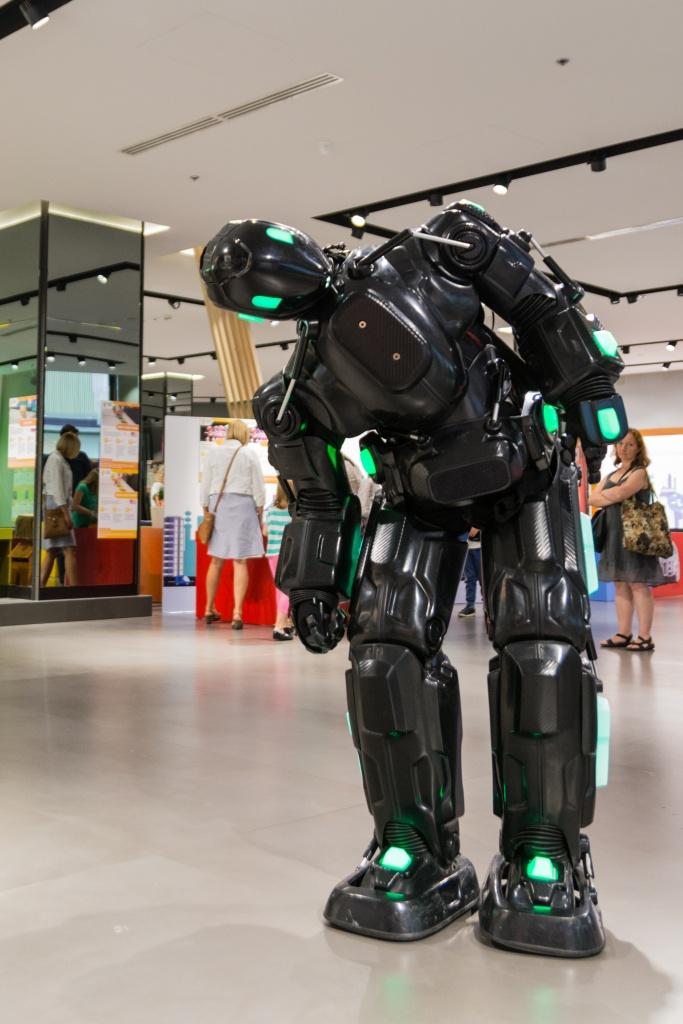 Międzynarodowa wystawa robotów za kilka dni pojawi się w Łodzi. Co tym razem czeka na gości RoboParku? - Zdjęcie główne