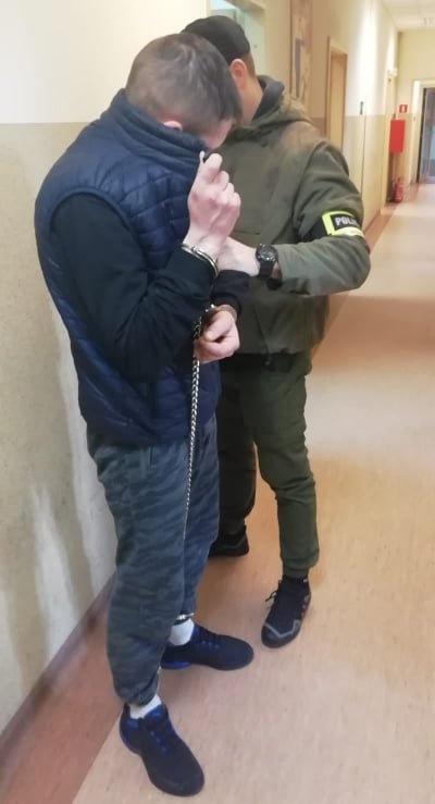 Udało mu się uciec z więzienia, ale nie przed grupą SPEED [WIDEO + ZDJĘCIA] - Zdjęcie główne