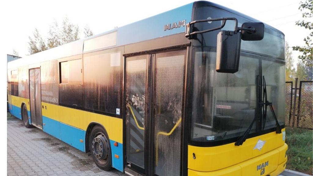Kierowca autobusu bohaterem. Uratował życie pasażerowi - Zdjęcie główne