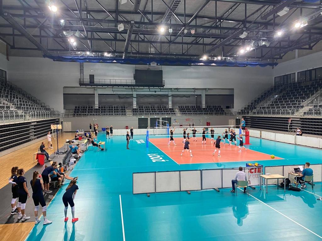 Wspólny trening ŁKS-u Commercecon i Grot Budowlanych - Zdjęcie główne