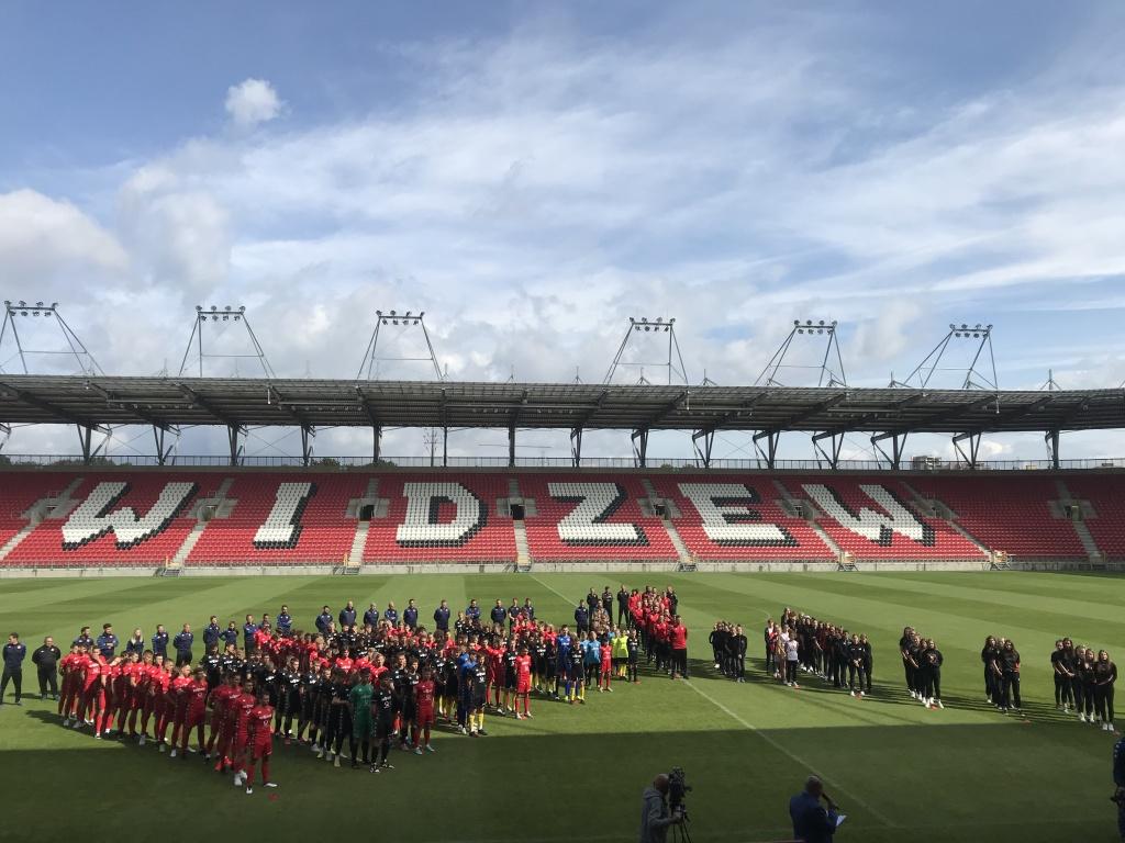 """Widzew Łódź stawia na akademię. """"Jeśli chcemy silnego Widzewa, to musimy mieć silną akademię"""" - Zdjęcie główne"""
