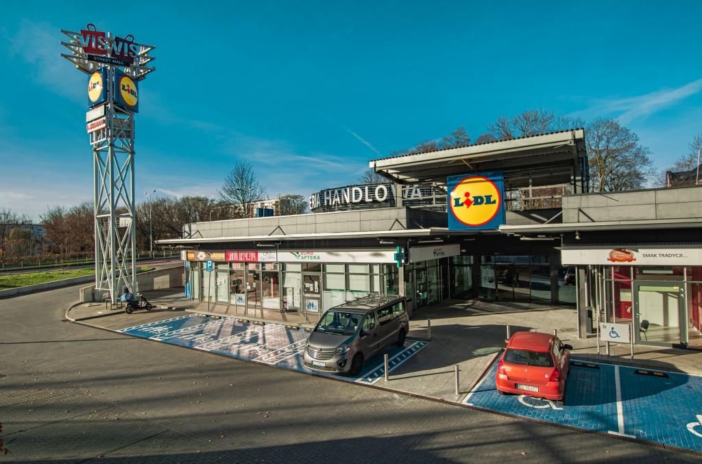 Nowy Lidl w Vis à Vis Łódź przyjmie pierwszych klientów - Zdjęcie główne
