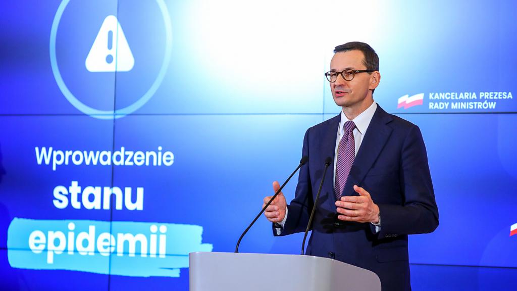 Jak rząd zamierza walczyć z drugą falą koronawirusa w Polsce? Znamy założenia narodowej strategii bezpieczeństwa - Zdjęcie główne