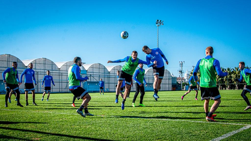 Jak zaprezentują się piłkarze ŁKS-u na tle serbskiego przeciwnika? [ZAPOWIEDŹ] - Zdjęcie główne