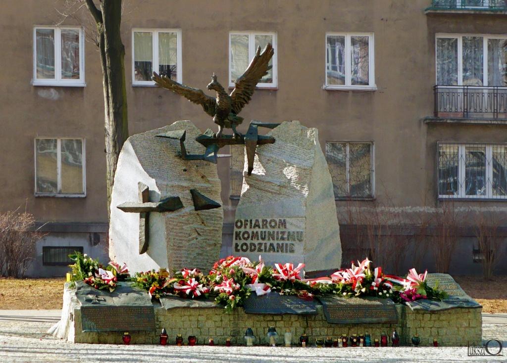 Narodowy Dzień Pamięci Żołnierzy Wyklętych w Łodzi - Zdjęcie główne