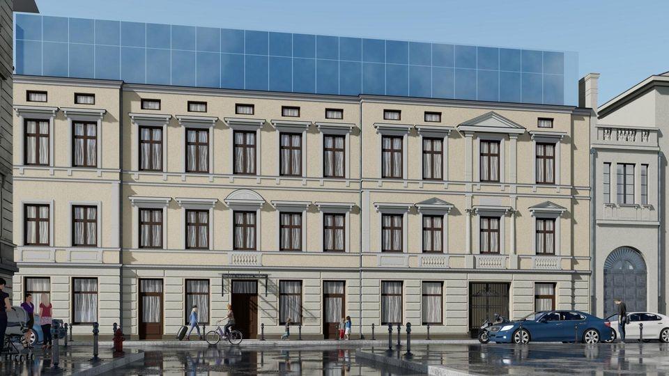 Łódzki magistrat ogłosił gruntowną przebudowę kamienicy w centrum miasta [zdjęcia] - Zdjęcie główne