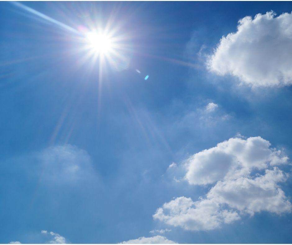 Pogoda na weekend Łódź. Czy czeka nas ciepły weekend? [2-3 października] - Zdjęcie główne