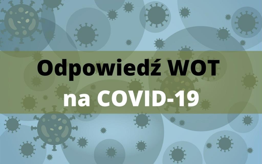 Wojska Obrony Terytorialnej walczą z koronawirusem w Łodzi [ZDJĘCIA] - Zdjęcie główne